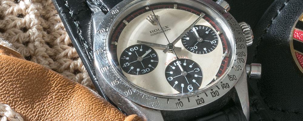 Relógios de colecção - um investimento intemporal. Maintree